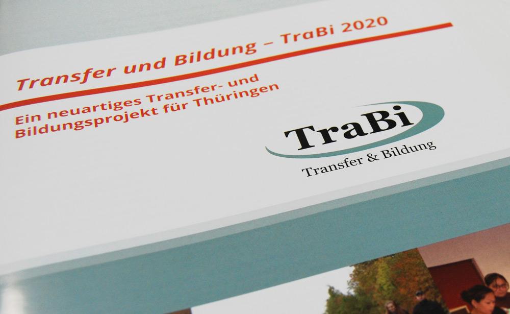 Transfer und Bildung – TraBi 2020. Bröschüre