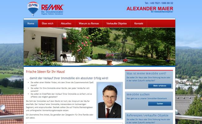 Alexander Maier Immobilienmakler
